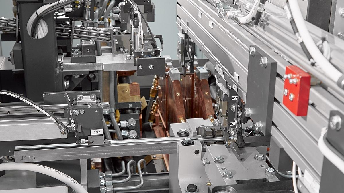 Automobilindustrie Werkzeug Ideal-Werk VPS 1052